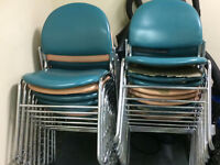 Assorted hall chair