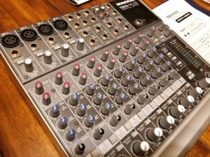 Mackie 1202-VLZ3 12-Ch. Analog Mixer