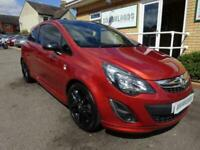 2013 Vauxhall Corsa 1.2 Limited Edition 3 Door Low Insurance