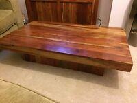 Next mango wood coffee table
