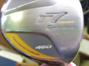 $30.00 firm. Golf Pride Taylor Made R7 Draw Driver, right hand