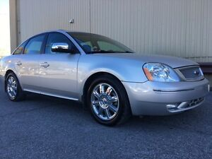 2007 Ford Five Hundred limited