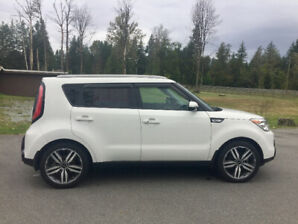For Sale 2016 Kia Soul SX Luxury GDI