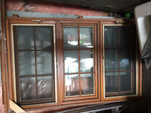 Fenêtre cèdre