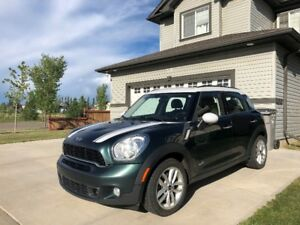 2013 Mini-cooper S Countryman