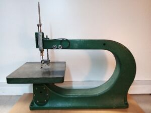 15 inch Tilt-Table Scroll Saw - Asking  $50.00 O.B.O.