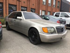 1992 Mercedes-Benz 500SEL 5.0 L