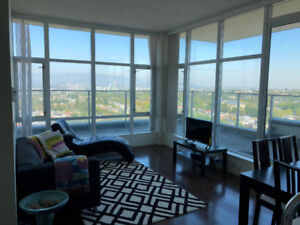 Mountain View fully furnished one bedroom for rental