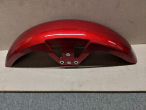 YAMAHA XS250 1982 Front Fender Red