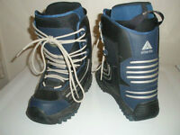 Snowboards Boots from US Men's sizes 4 up to Men's