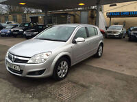 Vauxhall Astra 1.9CDTi 16v ( 120ps )Elite 5 DOOR -2007 07-REG-FULL 12 MONTHS MOT