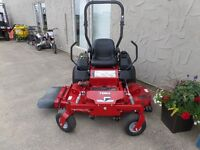 FERRIS Full Suspension Commercial Zero Turn Mower CLEARANCE!!