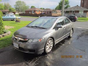 2011 Honda Civic EX-L Sedan