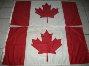 Canadian Flags....