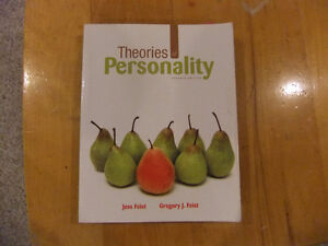 Theories of Personality by Feist