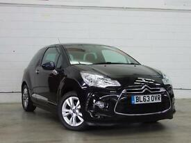 2014 CITROEN DS3 1.6 e HDi Airdream DStyle 3dr