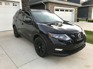 2017 Nissan Rogue Star wars SUV, Crossover