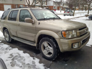 2002 Infiniti QX4 - For Sale or Trade