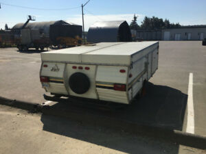 Jayco Eagle tent trailer **New foam, electrical, plumbing**