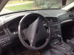 Volvo S60 T5 2002 turbo tiptronic  West Island Greater Montréal image 2