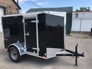 Enclosed trailers / Car Trailers for rent