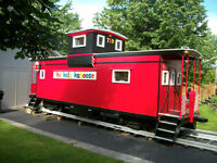 Caboose Playhouse