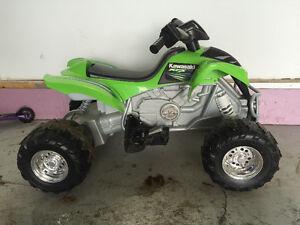 Power Wheels Kawasaki Quad