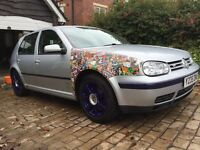 VW Golf V6 4motion