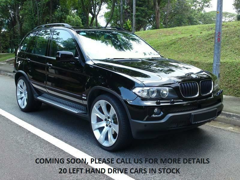 2005 lhd bmw x5 3 0d diesel 4x4 sport left hand drive in bedford bedfordshire gumtree. Black Bedroom Furniture Sets. Home Design Ideas
