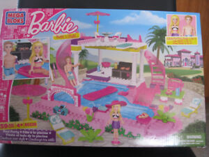 MEGA BLOCK DE BARBIE