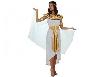 Frauen, ägyptische Kostüme (Kostüm Frau Königin Ägypten Cleopatra XL 44 Kostüm Erwachsene ägyptisches)