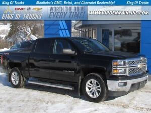 2014 Chevrolet Silverado 1500 LT | Crew | 5.3L | True North Edit