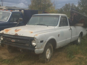 1968 Chevrolet C10 Project Truck