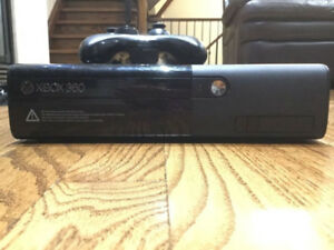 XBOX  360 WITH 250 GB 6 MONTH OLD