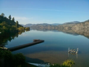 Furnished Home in Penticton on Skaha Lake