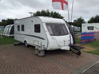 Swift challenger 560 caravan with motor mover and accessories