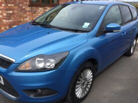 2008 Ford Focus 1.8 TDCi Titanium Estate 5dr