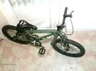 Boys army bike