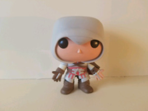 Funko POP! Assassin's Creed 2 EZIO #21 VAULTED Vinyl Figure
