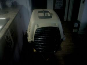 cage de transport pour chien moyen ou chat