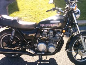 Kawasaki kz650 1979