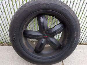 Goodyear Ultra Grip Ice - tires & Rims 225 / 55R18