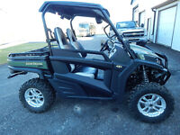 2013 JOHN DEERE RSX850i UTV SIDE BY SIDE