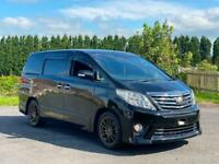 TOYOTA ALPHARD 350S C PACKAGE 3.5 V6 290PS AIRPLANE SEATING LEATHER VELLFIRE