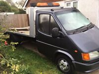 Ford ford transit recovery truck transporter 1 years mot