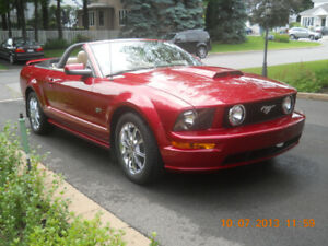 Ford Mustang GT 2006 décapotable