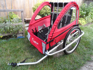Instep Rocket 1 Or 2 Child Bike Trailer