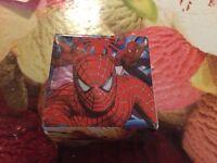 Spider-Man watch new in box