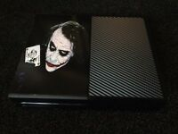 Xbox one day one edition with joker print