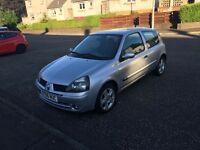 Clio 2006 1.2 16v